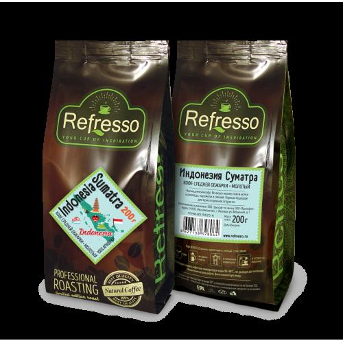 Кофе Refresso Индонезия Суматра