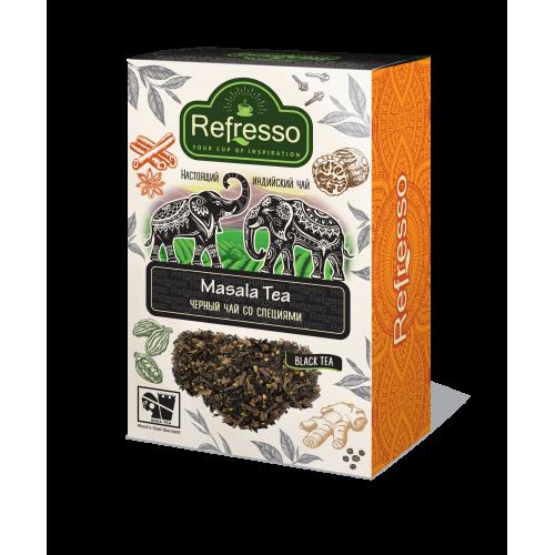Чай Refresso черный Масала