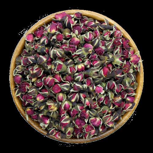 Бутоны чайной розы Юньнань
